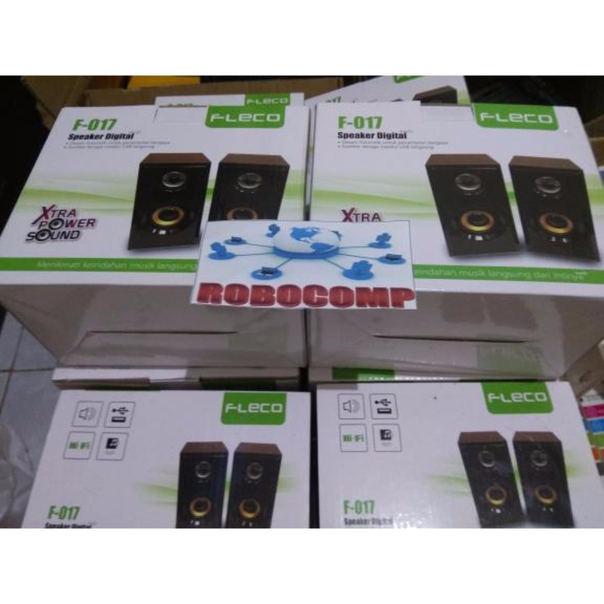 Harga Baru Speaker Aktif Kayu Fleco F 017 Extra Super Sound Hot Deals Edifier R1000t4 Hitam