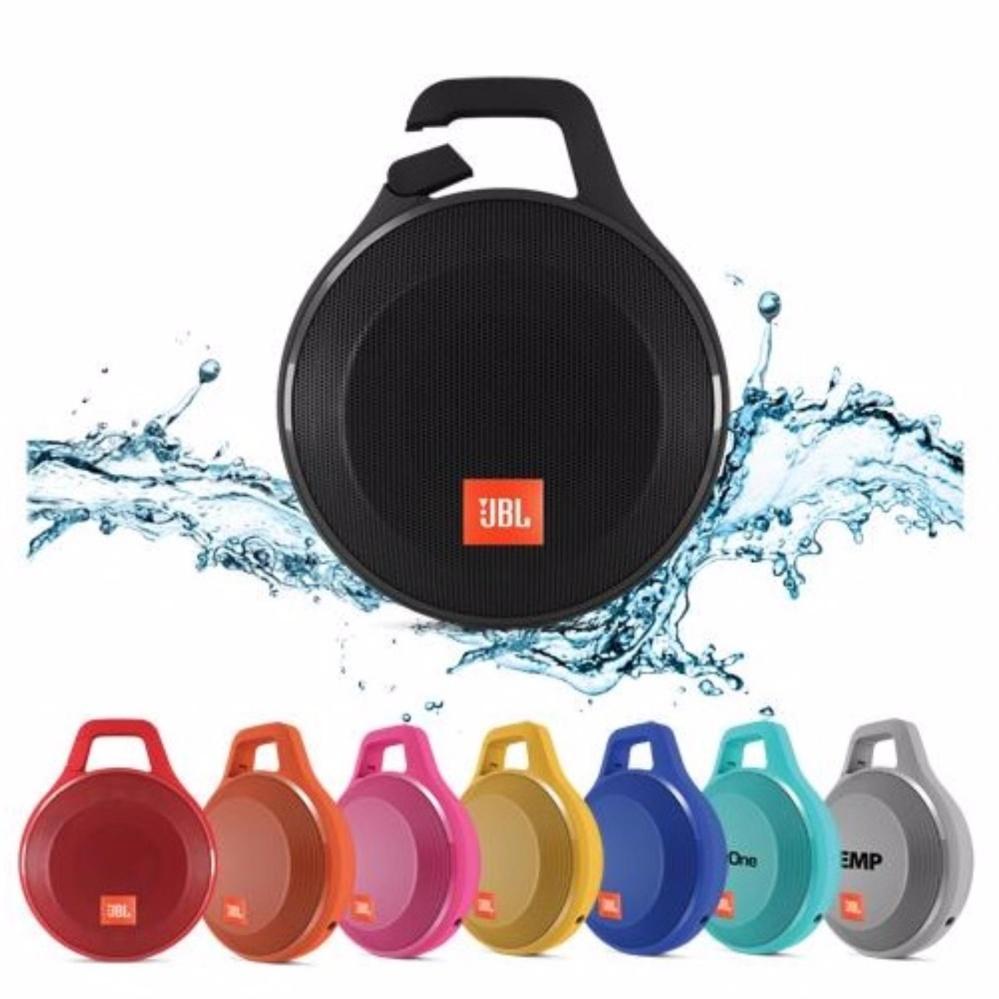 Speaker Bluetooth JBL Clip Plus / JBL Speaker Like New - GREY ...