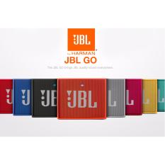 SPEAKER BLUETOOTH JBL GO 100% ORIGINAL DAN TERLARIS