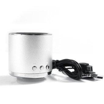 Speaker Insert Card Speaker Support MicroSD Card, USB Flash Disk,FM Radio - Z