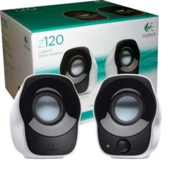 SPEAKER Laptop /PC / Komputer LOGITECH Z120 ORIGINAL / ORI usb