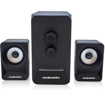 Speaker Simbadda CST 2300 N ( F.Disk + MMC Port )