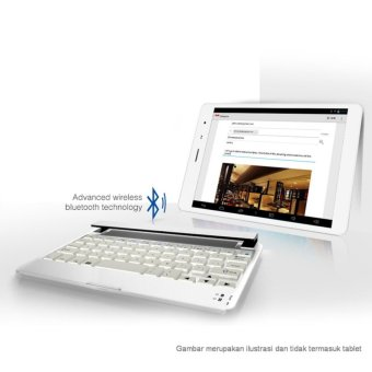Speedup Pad 7.85 plus Wireless Keyboard