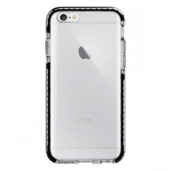 Spigen Ultra Hybrid Tech Case for Apple iPhone 6 Plus / 6S Plus -Original - Crystal Hitam