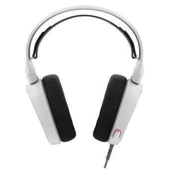 SteelSeries Arctis 5 with 7.1 DTS Headphone:X White RGB - 4