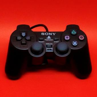 Stick Getar PS2 Playstation 2 (Black)