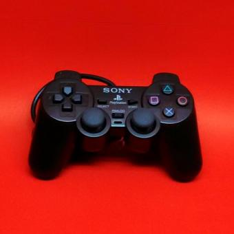 Stick Getar PS2 Playstation 2 Controller (Black)