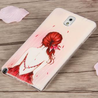 Harga Terendah Suoya note3/note3 silikon penurunan resistensi lengan pelindung shell telepon Belanja murah