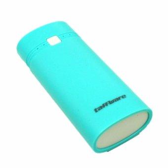 Taffware Case Power Bank DIY Untuk 2 Pc - Biru