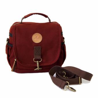 Tas Kamera Firefly Ivers maroon / Camera Bag - 2