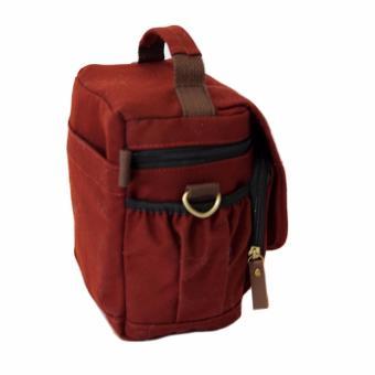 Tas Kamera Firefly Ivers maroon / Camera Bag - 5