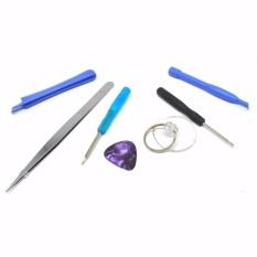 Teiton Repair Opening Tools Kit Set for iPhone 4/5/6/6 Plus Peralatan Perbaikan s4921 - Multicolor