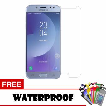 Tempered Glass For Samsung Galaxy J5 Pro Ultra Screen Protector + Free Waterproof