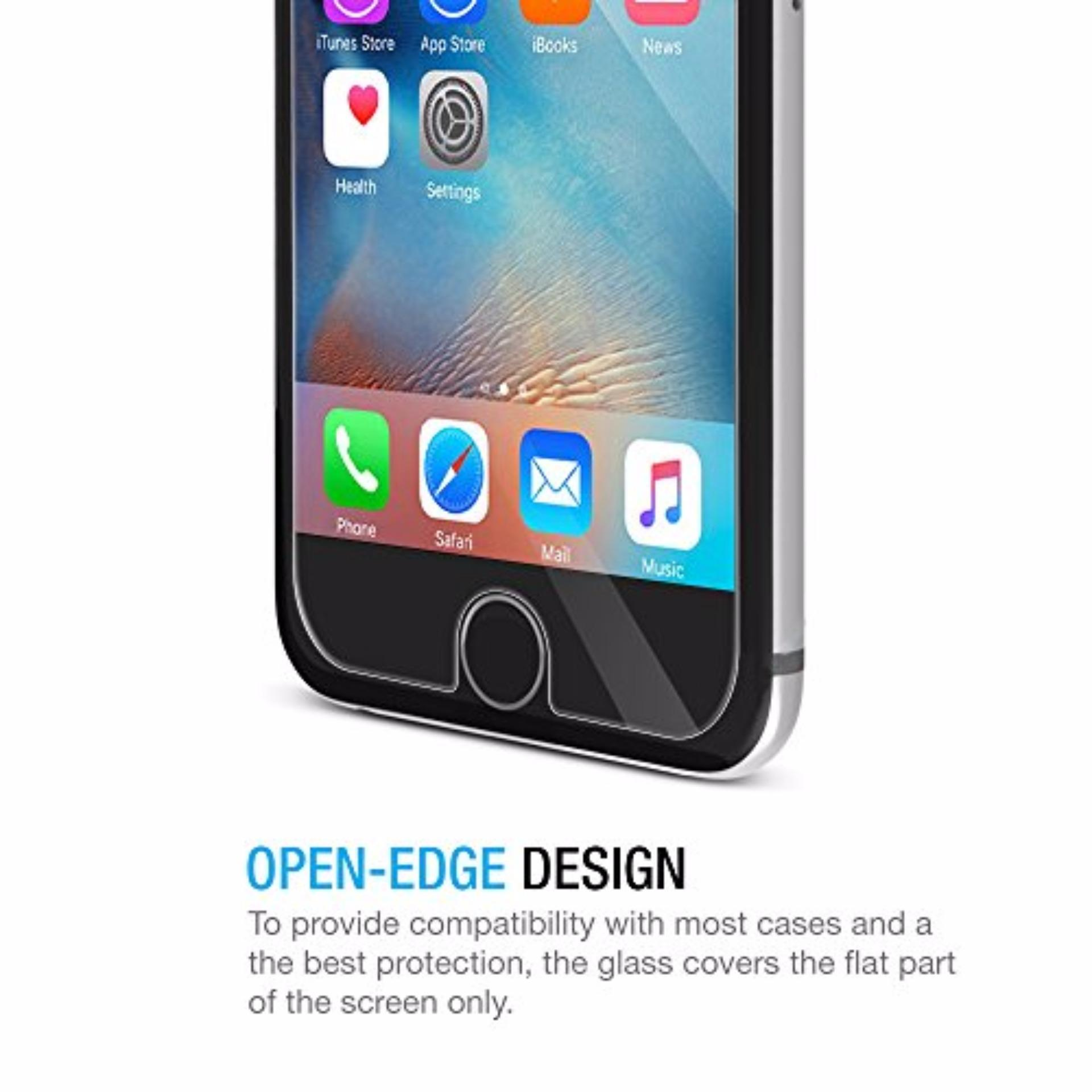 ... Depan Belakang 2in1 - EFRON - Round Edge 2.5. Source · Tempered Glass KIIP For Iphone 6plus / 6sPlus .