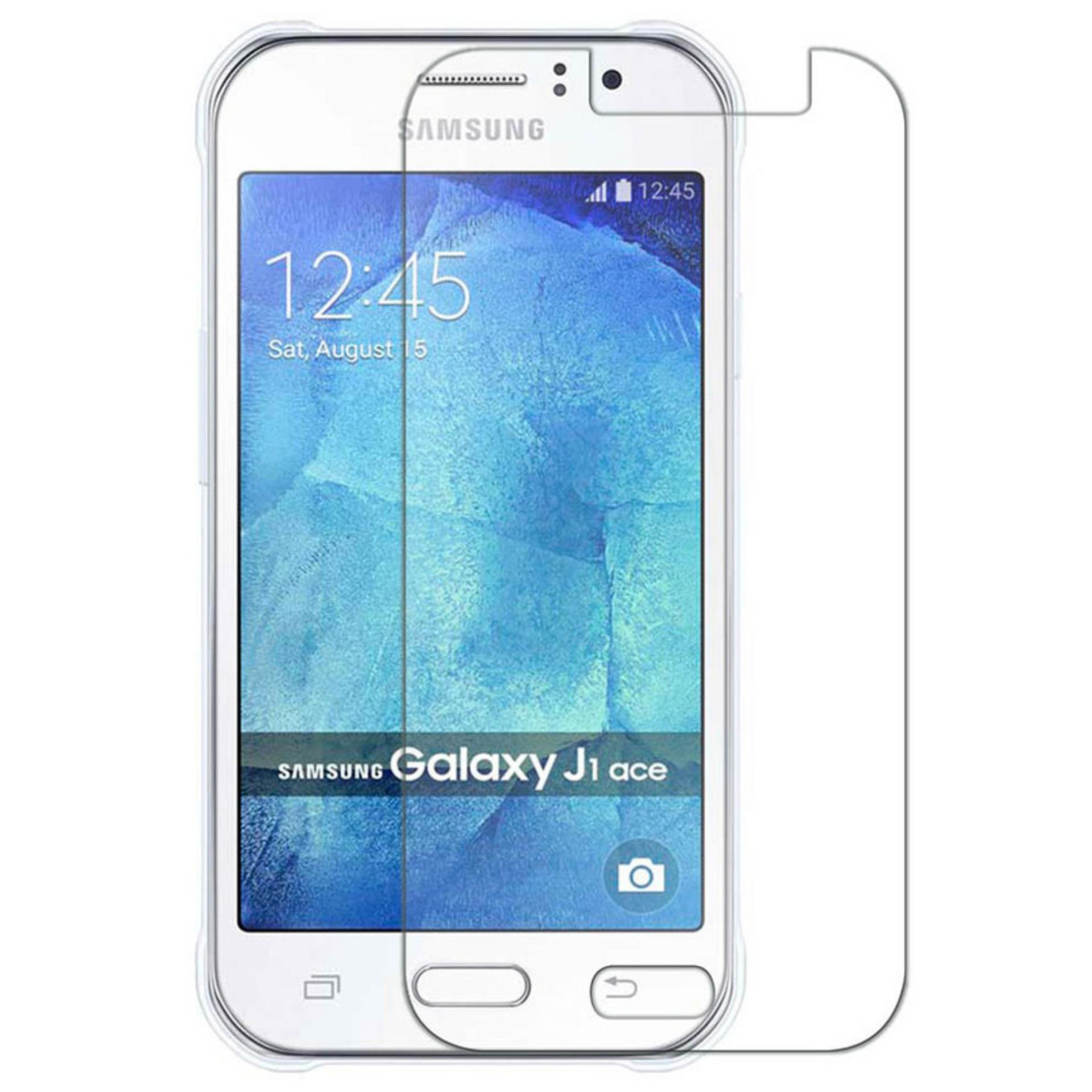 Tempered Glass Screen Protector for Samsung Galaxy J1 2015 J100 Clear Lazada Indonesia
