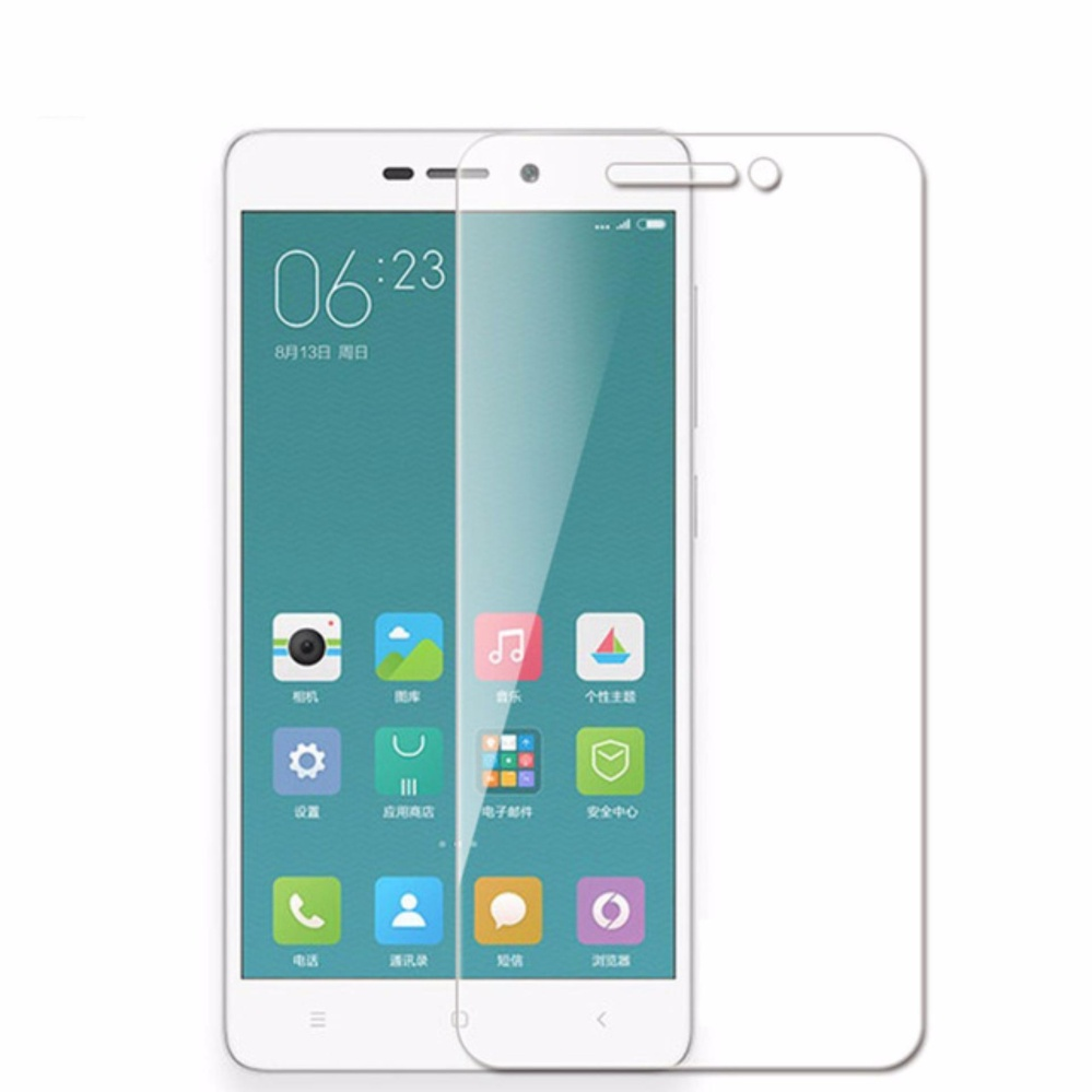 Mr Tempered Glass For Oppo A57 Screen Protector Pelindung Indocreen Iscreen Anti Gores F3 Plus Clear Layar Handphone Guard Temper