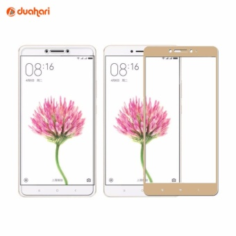 Tempered Glass / Screen Protector FULL COVER XIAOMI MI MAX 2 - EMAS
