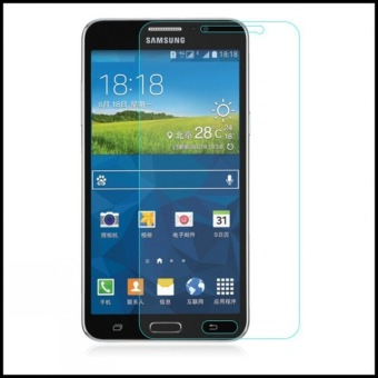 Tempered Glass Smile Screen Protector for Samsung Galaxy Mega 2