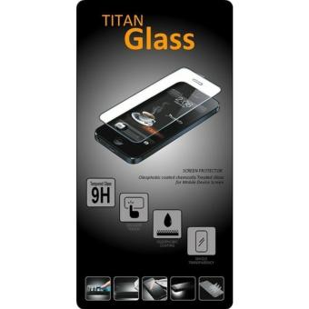 Tempered Glass Titan for Oppo F1s / A59 Selfie Expert - RoundedEdge 2.5D - Clear