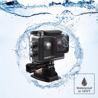 ThiEYE i60+ WIFI Action Camera 4K 12MP FHD Sport Video Camera 40MWaterproof 170 Wide-Angle