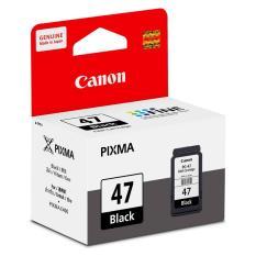 Tinta Printer - Canon PG47 Black - Original