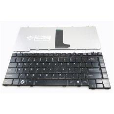 Toshiba Keyboard Laptop M506 - Hitam