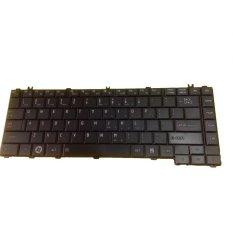 Toshiba Keyboard Notebook L740 - Hitam