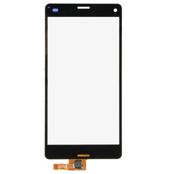Touch Screen Digitizer Glasas for Sony Xperia Z3 Mini Compact D5803 D5833 ( Black)-