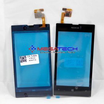 touchscreen nokia n 520 black