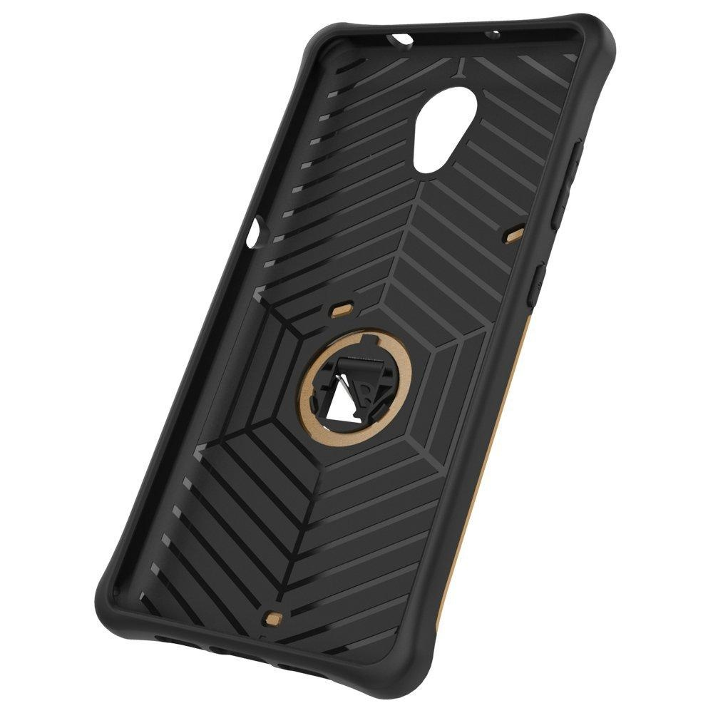 Tough Heavy Duty Shock Proof Defender Cover Dual Layer Armor Combo with Swivel Kickstand Protective Hard