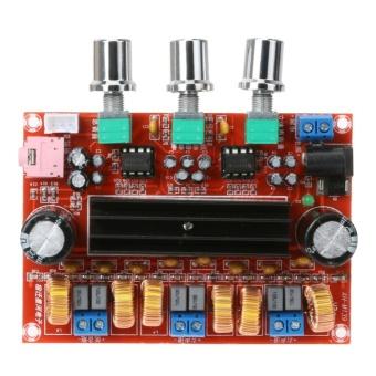 harga TPA3116D2 50Wx2 +100W 2.1 Channel Digital Subwoofer Power AmplifierBoard - intl Lazada.co.id
