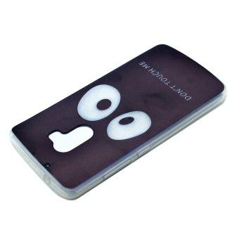TPU Case penutup untuk Lenovo K4 dicatat (Panda) - International -