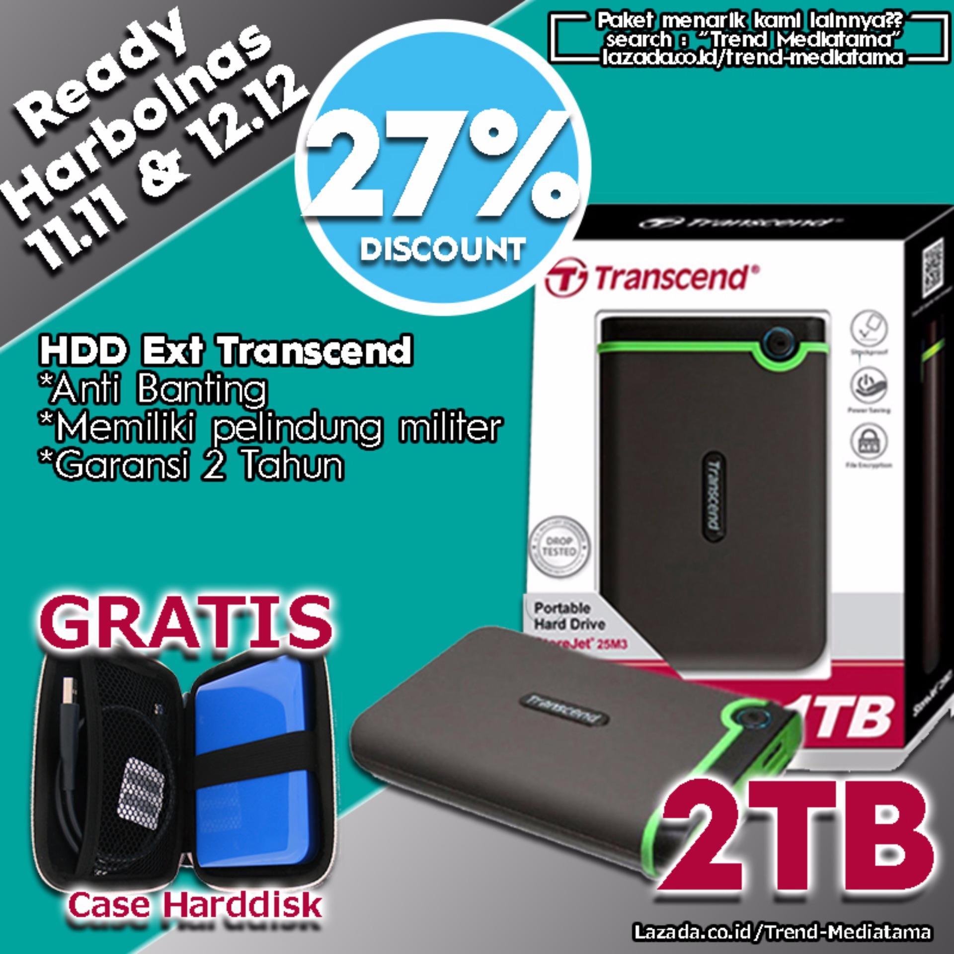 Transcend Harddisk Eksternal Antishock 25h3b 2tb Biru Update 1tb Hdd Type M Hardisk Anti Shock 25m3 B Blue Hard Drive External Banting 25h3p Ungu Gratis Source