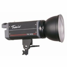 Tronic TR500 Professional Studio Flash + Reflector