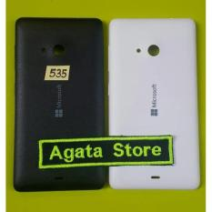 Tutup Casing Belakang Nokia Lumia 535 Microsoft ( Back Door / Cover )