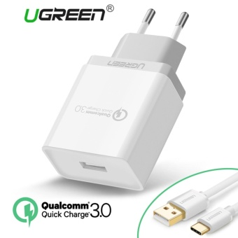 UGREEN Qualcomm Certified Quick Charge 3 0 18W USB Wall Charger Phone Charger .