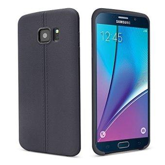 Ultra Slim Soft-Flex Premium Full Matte Soft Touch Anti-SlipSilicone Ptrotective TPU Case,Extra Grip Bumper for Samsung GalaxyNote 5 - intl - 3