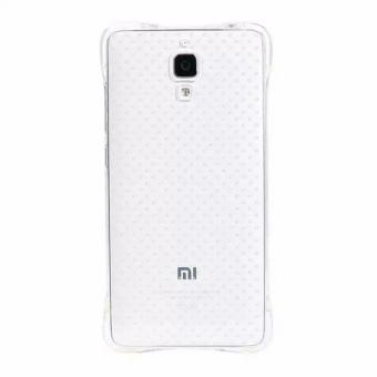 Ultra Thin Shock-proof Clear Crystal Soft TPU Silicone Phone CaseFor Xiaomi .