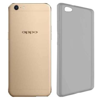 Ultra Thin Soft Case OPPO A57 / A39 - Abu-abu
