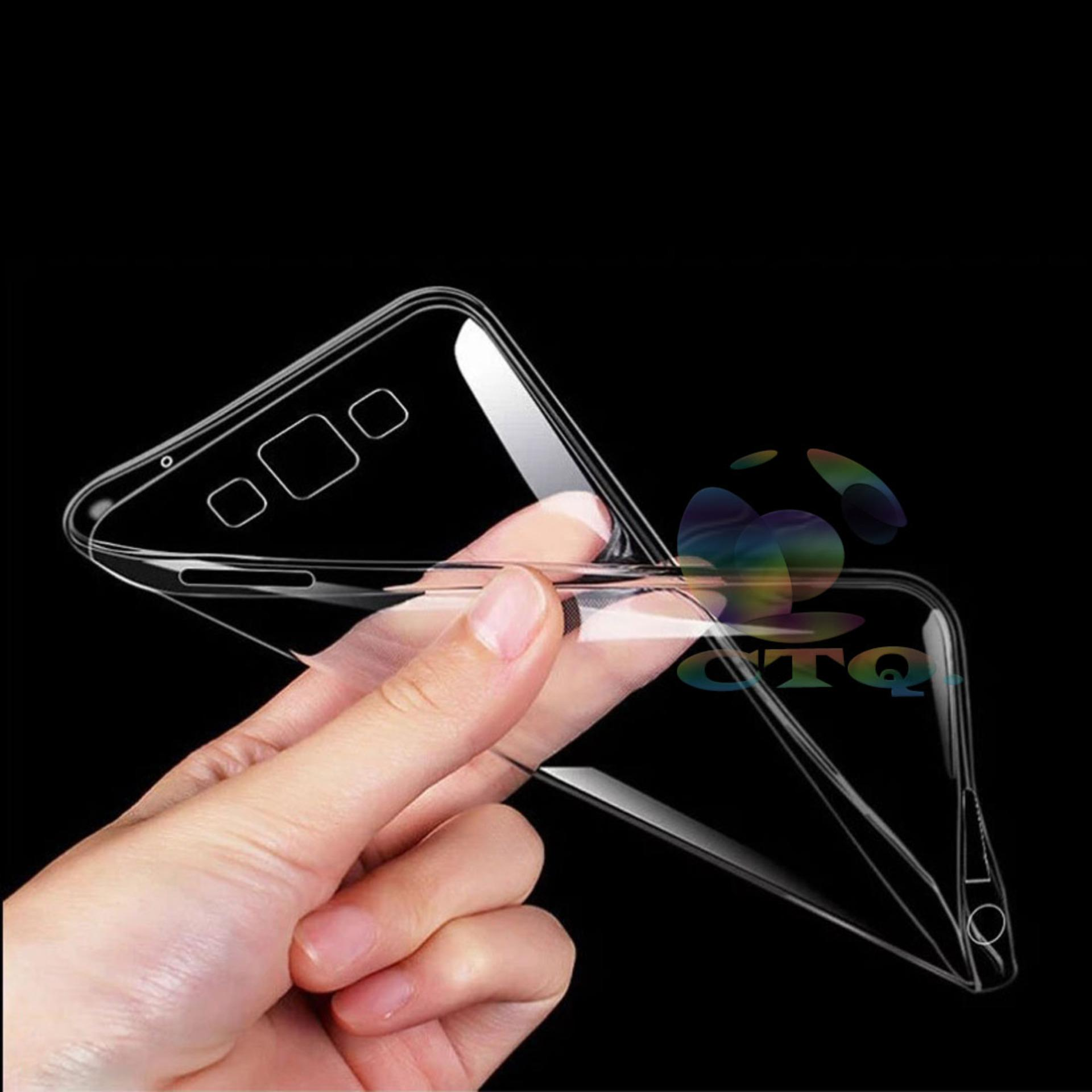 Ultrathin Jelly Case For Andromax B Air Case 0.3mm Soft Backcase /
