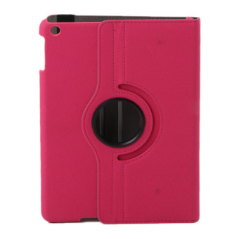 uNiQue 360 Degree Rotating Case for iPad Air - Pink - 2