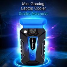 Unique Cooling Pad Cooler Vacuum Hisap Pendingin Laptop Gaming Universal K27 Hitam