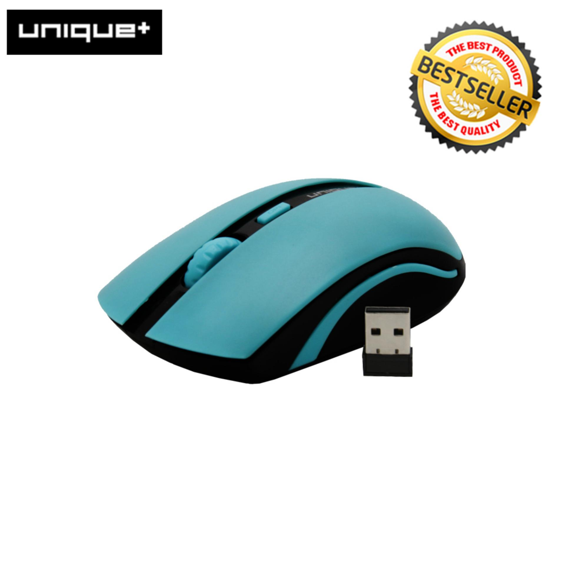 Unique Wireless Mouse 2.4GHz - Mouse Wireless Fashion For PC Laptop Q60 ...