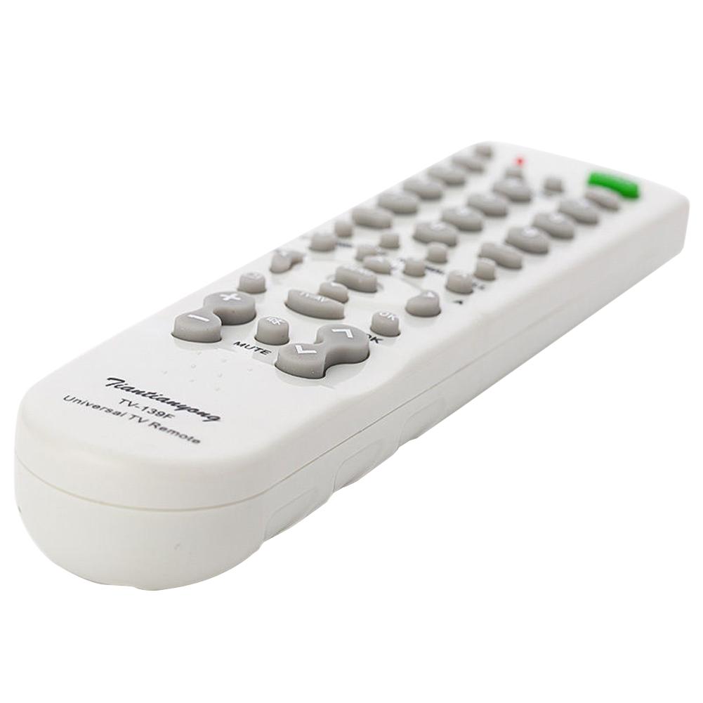 Flash Sale Universal remote controller yang mengendalikan Fang pengganti untukSamsung LED/LCD TV/DVD/video player (putih)