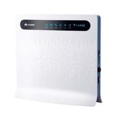 Unlocked Huawei B593s-22 4G LTE CPE FDD 5 Bands TDD 2600Mhz 150MbpsWireless WIFI Router