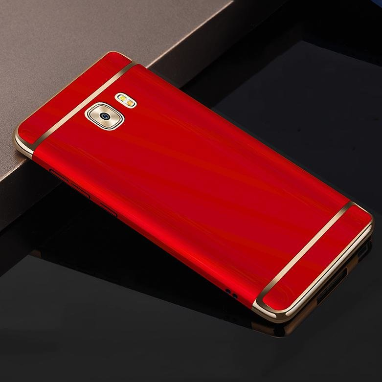 ... Untuk Galaxy C9 Pro / c9pro / C9 keras PC + akrilik Luxury 3 dalam 1 ...