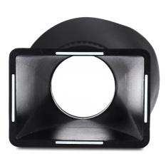 V3 2.8X Magnifier LCD Screen Viewfinder Eyecup Extender Hood forCanon 60D 70D - intl