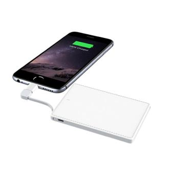 Veger V50 Power Bank 12000mAh - Putih - 3 .