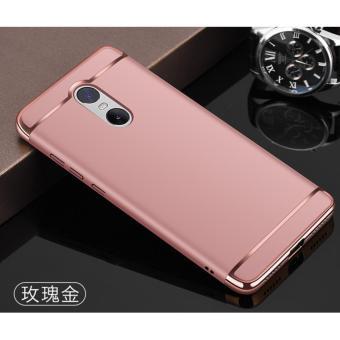 Viking CASE Premium 3 IN 1 Hardcase Xiaomi Redmi Note 4X Snapdragon - Rose Gold