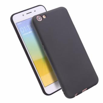 Viking Softcase Silicon Ultrathin Oppo A57/A39 - Hitam